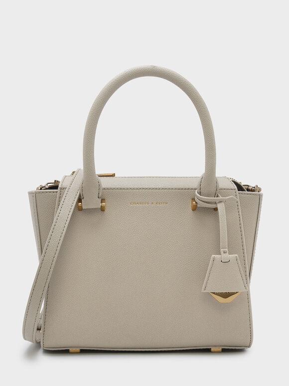 Small City Bag, Ivory, hi-res