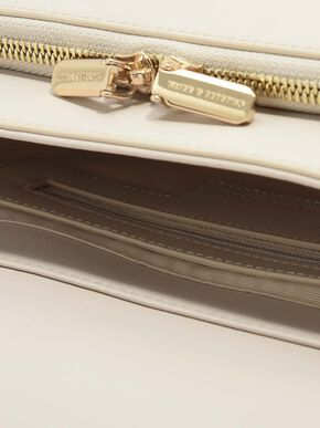 Front Flap Sling Bag, Ivory, hi-res