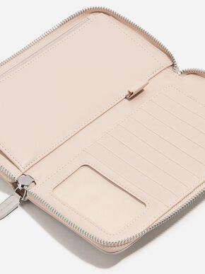 Mini Long Wallet, Light Pink, hi-res