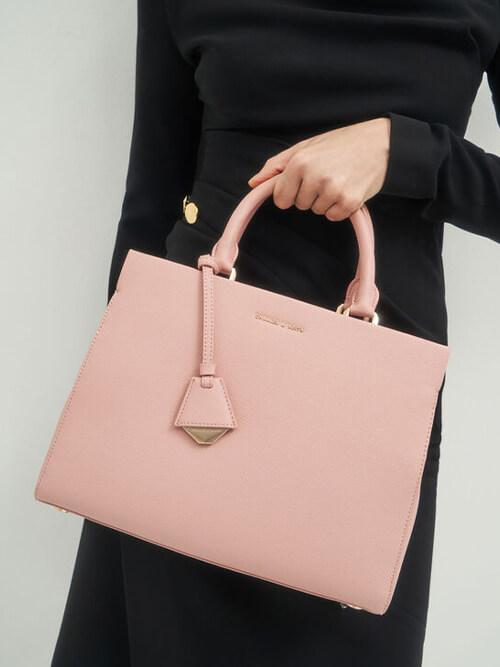 กระเป๋าถือ Large Double Handle Bag